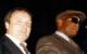 Prof. Walter Wagner war lange Jahre als oberster Arzt im Boxsport aktiv. Hier steht er neben dem ehemaligen Weltmeister George Foreman. Foto: Privat