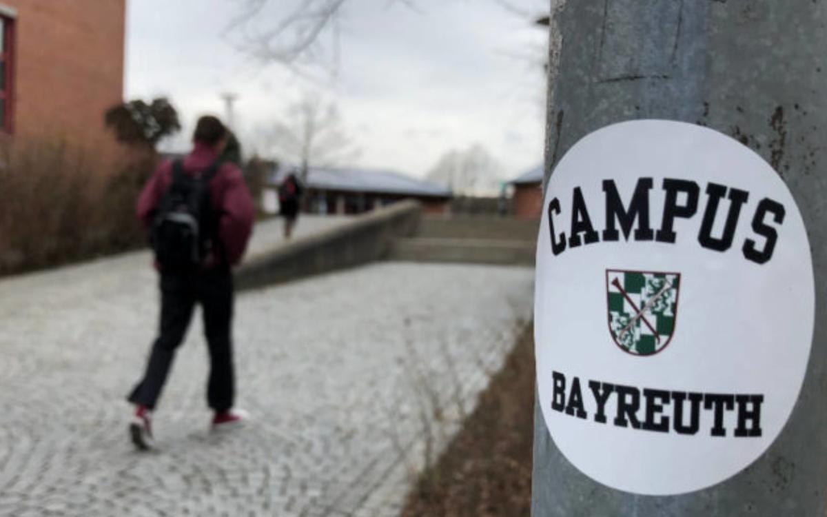 Universität Bayreuth: Das muss zu Corona im Wintersemester 2021/22 beachtet werden. Archivbild: Redaktion