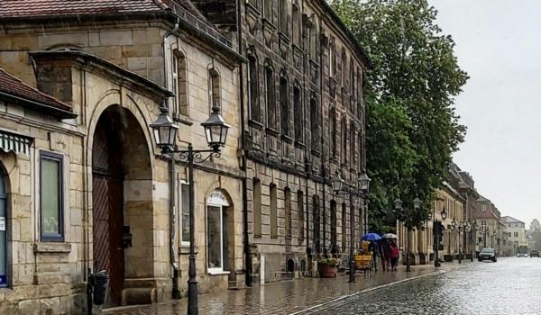 Die Friedrichstraße in Bayreuth. Foto: Neele Boderius