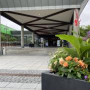 Das Bayreuther Klinikum. Der ärztliche Direktor gibt Antworten zum Coronavirus. Archivfoto: Redaktion