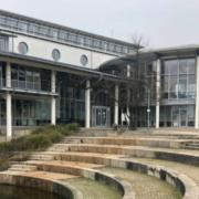 Das Landratsamt in Bayreuth. Archivfoto: Susanne Monz