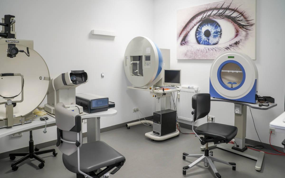 Augenzentrum Kamppeter in Bayreuth