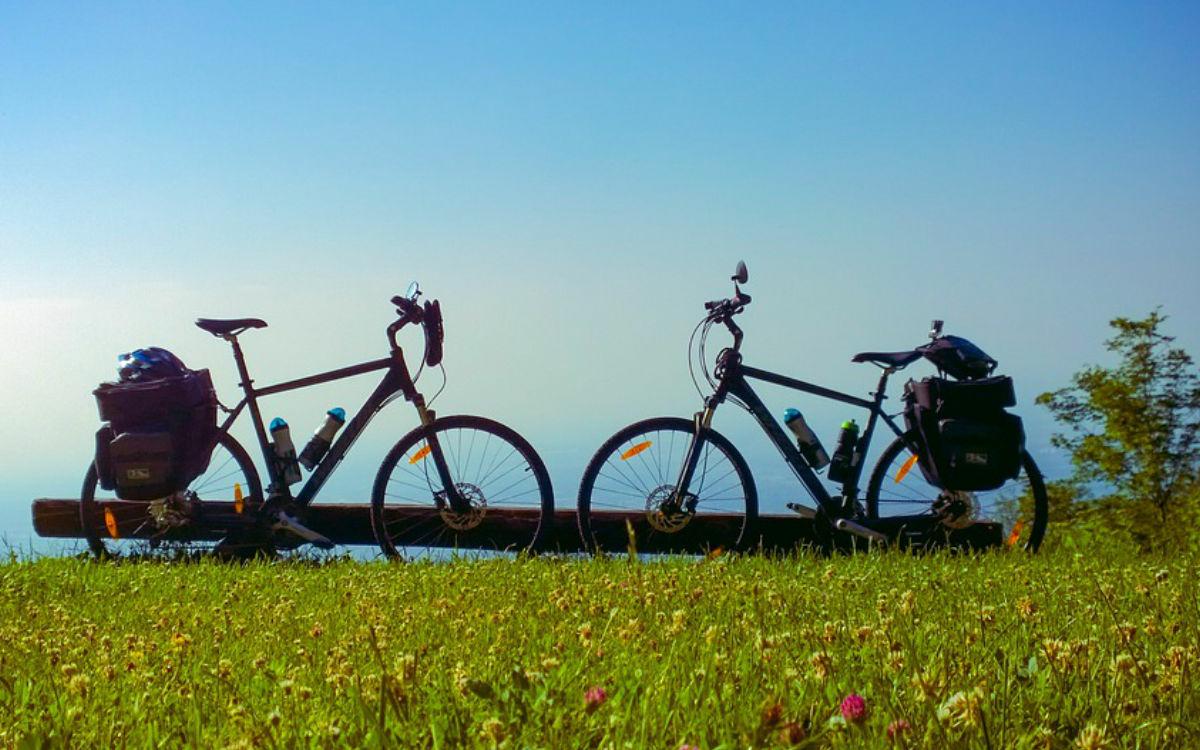 Im Fichtelgebirge gibt es viele Möglichkeiten für eine Fahrradtour. Symbolbild: pixabay
