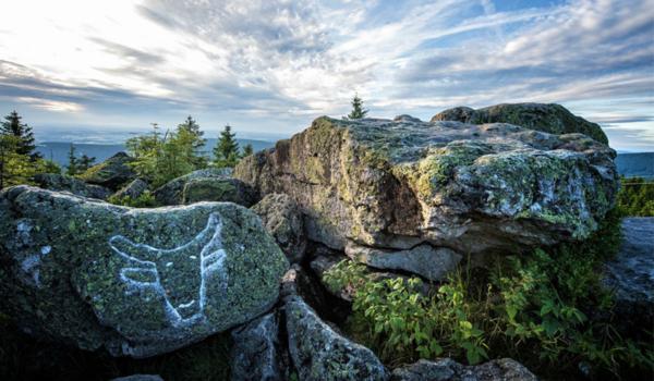 Der Ochenkopf im Fichtelgebirge ist ein beliebtes Ausflugsziel. Symbolfoto: F. Trykowski