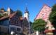 Die historische Altstadt Pottensteins. Foto: Tourismusbüro Pottenstein