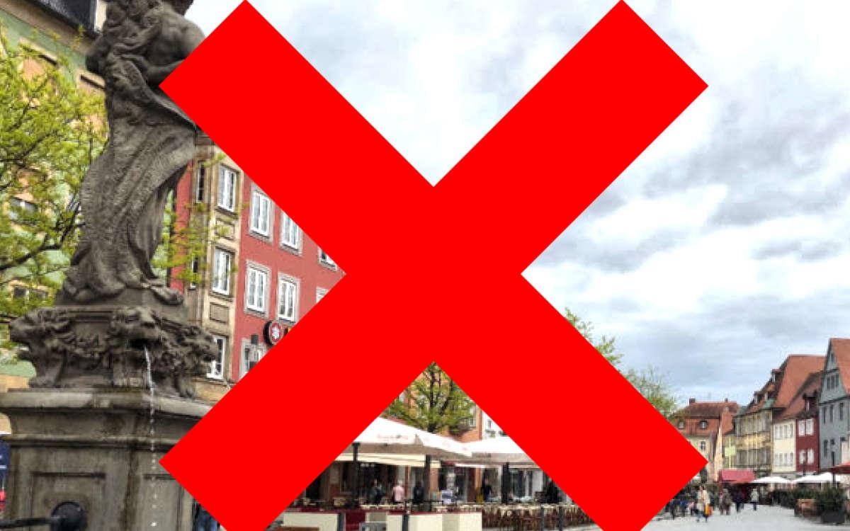 Wegen der Folgen des Coronavirus wurde in Bayreuth die nächste Veranstaltung abgesagt. Symbolfoto: Redaktion