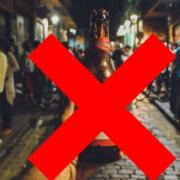Die Bayerische Staatsregierung ermutigt Städte und Landkreise, ein Alkoholverbot zu prüfen. Symbolbild: Pexels/Pixabay, Collage: Redaktion