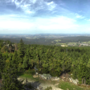 Ausblick vom Ochsenkopf: Foto: erlebnis-ochsenkopf.de