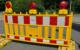 In Bayreuth haben zwei junge Männer eine Baustellenabsicherung geklaut - als Deko für die eigene Wohnung. Symbolfoto: Katharina Adler