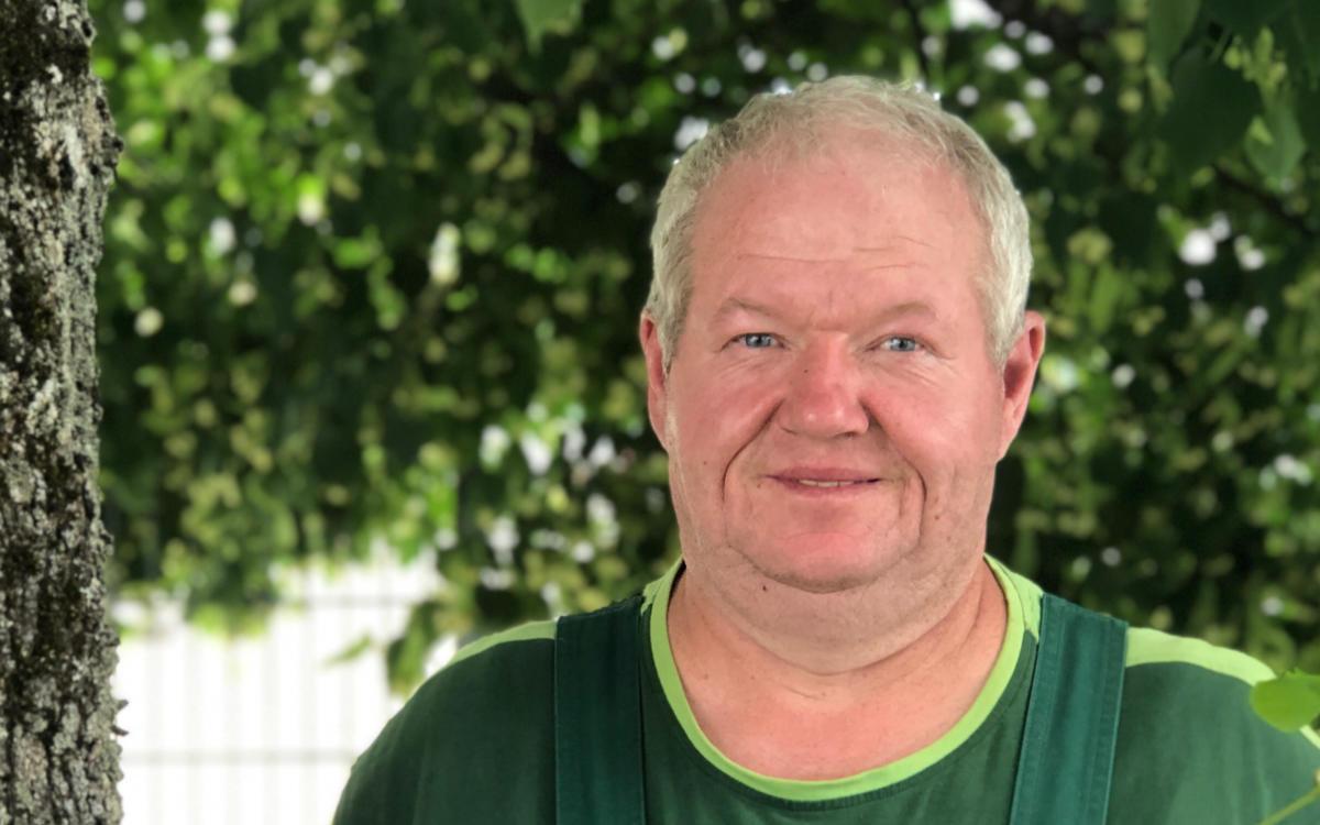 Günter Wich. Foto: Susanne Monz