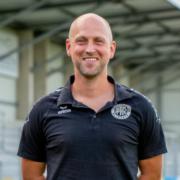 Timo Rost, Trainer der SpVgg Bayreuth. Archivfoto: SpVgg Bayreuth
