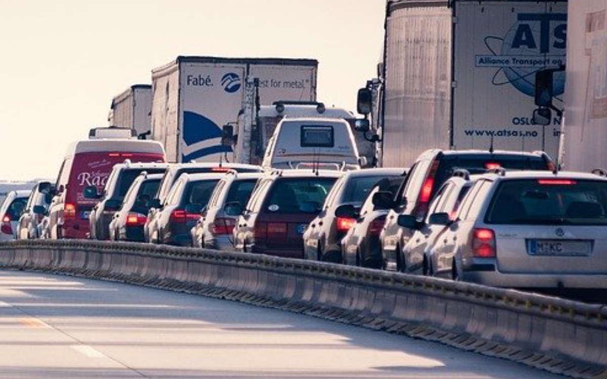 Vier Unfälle innerhalb kürzester Zeit: Auf der A9 bei Bayreuth herrschte am Donnerstagnachmittag (27. Mai 2021) ein Verkehrschaos. Symbolfoto: Pixabay