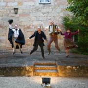 2020 veranstaltet die Studiobühne Bayreuth die Lockerspiele in der Eremitage. Foto: Studiobühne Bayreuth