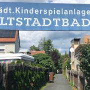 Das Altstadtbad in Bayreuth öffnet wieder – mit Einschränkungen. Archivfoto: Susanne Monz