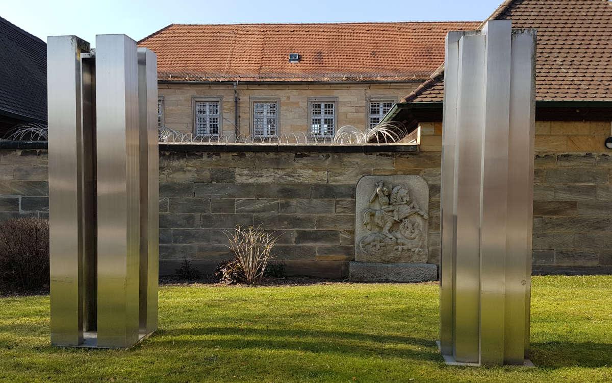 Die JVA St. Georgen in Bayreuth. Archiv: Frederik Eichstädt