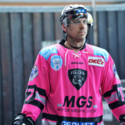 Tyler Gron verlässt die Bayreuth Tigers. Foto: Karo Vögel
