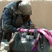 Das Leben als Obdachlose(r) ist schwer. Symbolfoto: Pixabay