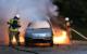 Ein Auto ist auf der A9 bei Pegnitz komplett ausgebrannt. Symbolbild: pixabay