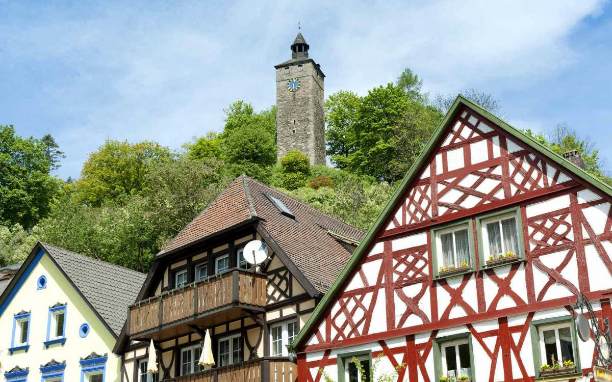 Bad Berneck. Foto: A. Hub