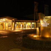 Die Lohengrin Therme in Bayreuth. Foto: Lohengrin Therme