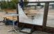 """Am Kulturkiosk Bayreuth wurde ein Windschutz zerstört. Der Geschäftsführer meldet sich mit einen emotionalen Nachricht. Foto: Kulturkiosk """"Zur Seebühne"""""""