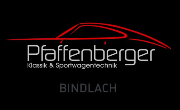 Logo Pfaffenberger Klassik & Sportwagentechnik