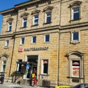 Der Bayreuther Bahnhof. Foto: Redaktion