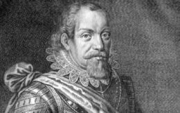Markgraf Christian von Bayreuth. Repro: Stephan Müller