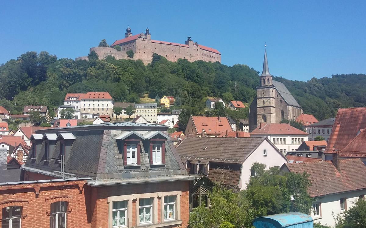 Die Plassenburg in Kulmbach. Foto: Stephan Müller