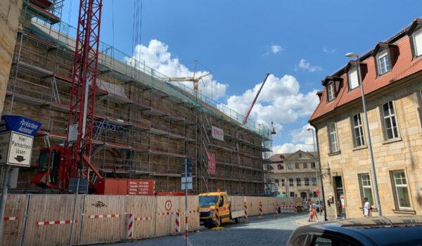 So soll das Friedrichsforum in Bayreuth genutzt werden. Archivfoto: Katharina Adler