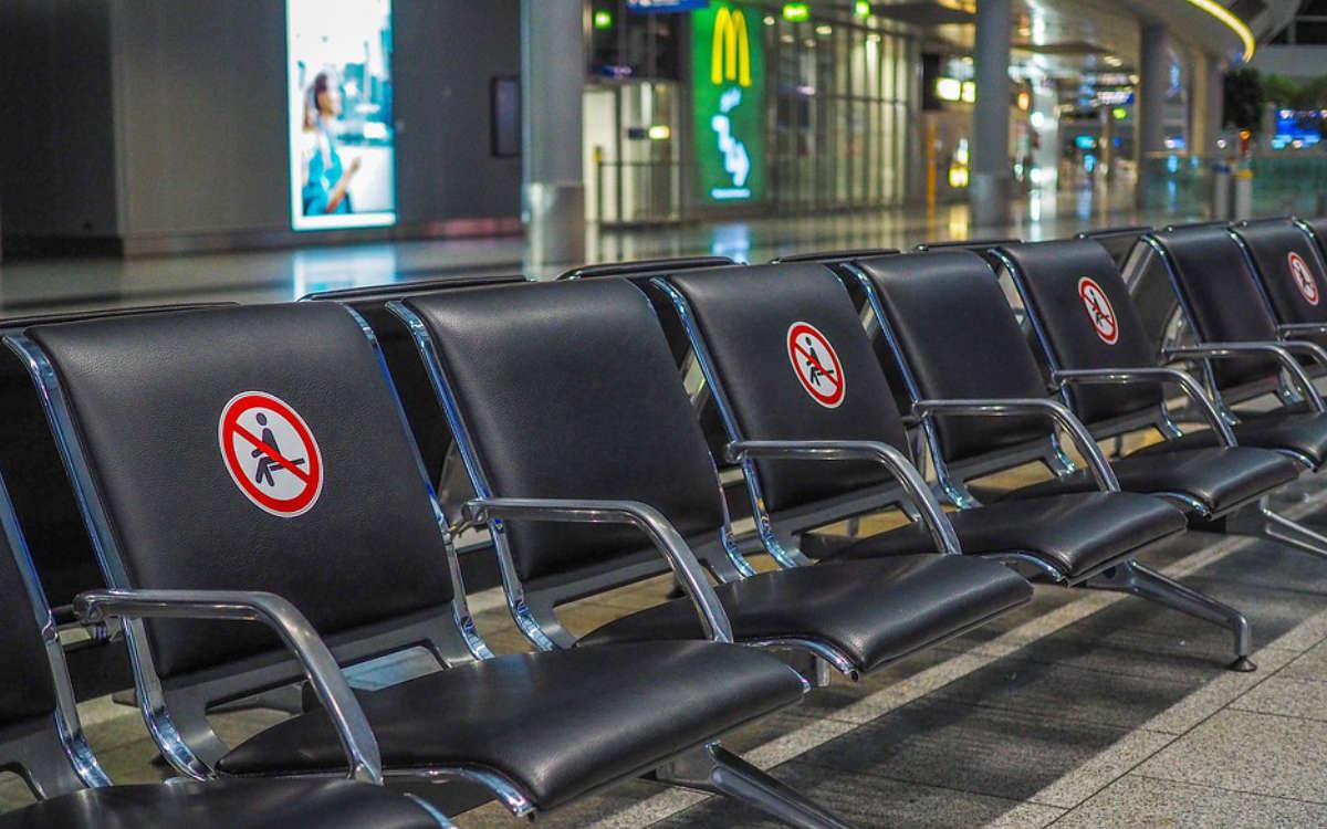 Wegen des Coronavirus gibt es Reisewarnung für verschiedene Länder der Welt. Symbolfoto: Pixabay