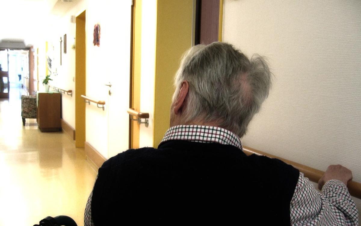 Corona-Schnelltests in Senioren- und Pflegeheimen in Kulmbach. Symbolfoto: Pixabay