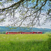 Der Kreistag hat sich mit der Frage beschäftigt, wie sich der Bahnverkehr im Landkreis Bayreuth entwickeln soll. Symbolfoto: pixabay