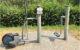 Der Trimm-Dich-Pfad am Röhrensee ist für Menschen ab 15 Jahren konzipiert. Foto: Ricarda Schoop
