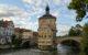 Die Regnitz in Bamberg hat gefährliche Strömungen. Symbolfoto: pixabay