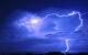Warnung im Landkreis Bayreuth vor starkem Gewitter. Symbolfoto: NOAA/unsplash