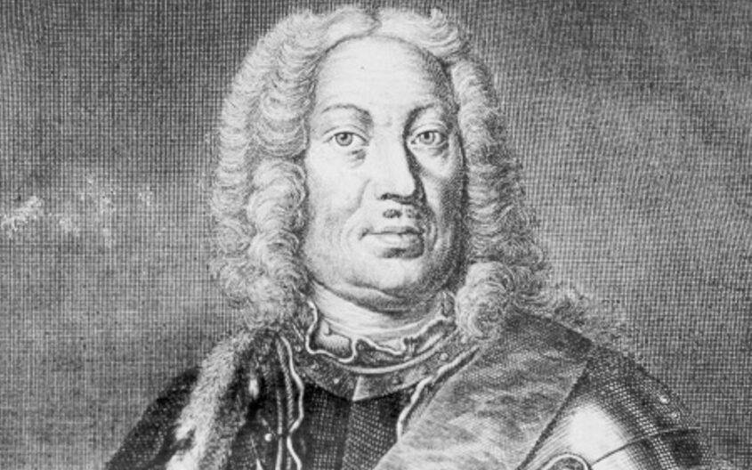 Markgraf Christian Ernst von Bayreuth. Repro: Stephan Müller