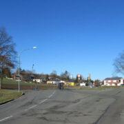 Der neue Kreisverkehr soll im Dezember 2020 fertig werden. Foto: Regierung von Oberfranken