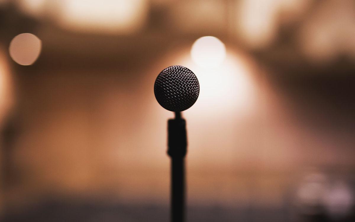 """Xavier Naidoo Konzert in Hof abgesagt. Kein Ersatztermin festgelegt: """"Denn Hass ist keine Meinung."""" Symbolfoto: pixabay"""