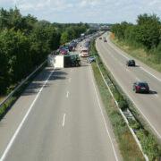 Die Sperrung der A9 bei Bayreuth am Sophienberg in Fahrtrichtung Nürnberg ist aufgehoben. Foto: pixabay