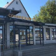 Die Commerzbank in der Bamberger Straße in Bayreuth. Foto: Christoph Wiedemann