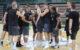 Beim Trainingsauftakt von medi bayreuth waren nicht alle Spieler dabei. Vier befanden sich nach der Corona-Infektion eines Spielers in Quarantäne. Foto: medi bayreuth