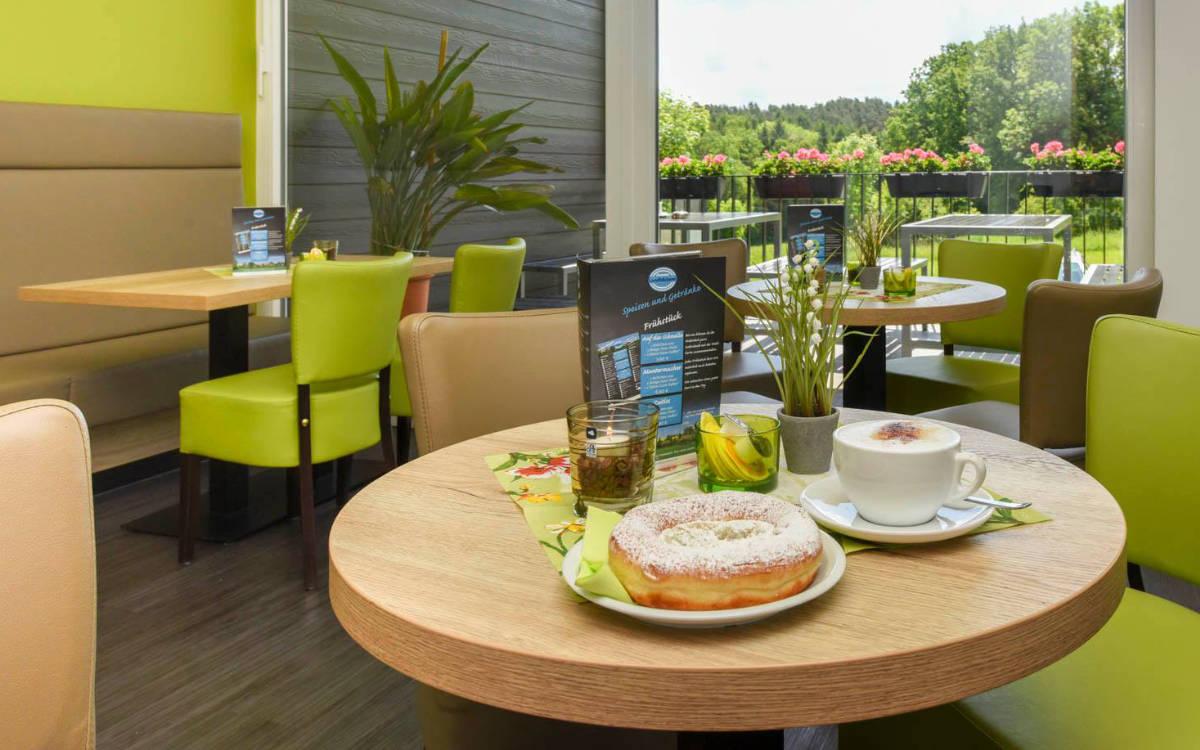 Café in der Geseeser Landbäckerei. Foto: Geseeser Landbäckerei