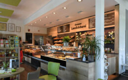 Verkaufsraum der Geseeser Landbäckerei. Foto: Geseeser Landbäckerei