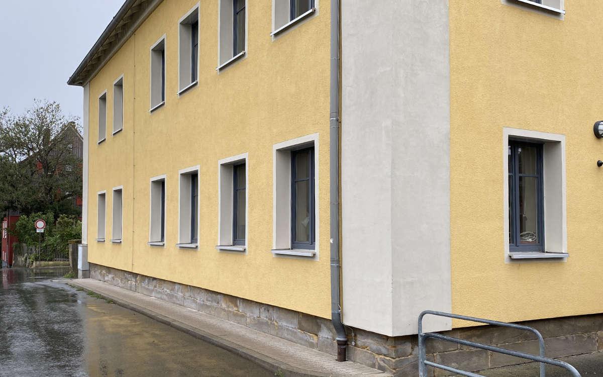 Der Hort im Bayreuther Stadtteil Laineck ist wegen des Coronavirus geschlossen. Ein Kind wurde positiv getestet. Foto: Redaktion