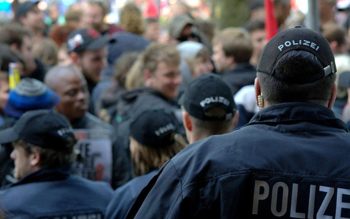 Die Polizei hat die Anti-Corona-Demos am Samstag (29.8.2020) aufgelöst. Symbolfoto: Pixabay