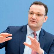 Bundesgesundheitsminister Jens Spahn fordert weiterhin einen harten Lockdown in Deutschland. Symbolfoto: © BMG/Thomas Ecke