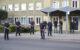 Sieben neue Mitarbeiter bei der Sicherheitswacht der Polizei Bayreuth-Stadt. Das angefügte Bild zeigt die Dienststellenleiterin Polizeidirektorin Christine Götschel, Polizeihauptkommissar Harald Stadter, Polizeioberkommissar Heiko Engelhardt und die neuen Mitarbeiter der Sicherheitswacht (eine Person fehlt). Foto: PI Bayreuth-Stadt