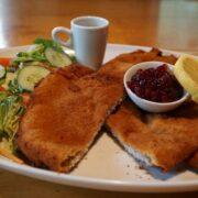 Die bt-Leser haben abgestimmt: Im Mohrenbräu gibt's das beste Schnitzel in Bayreuth. Foto: Raphael Weiß
