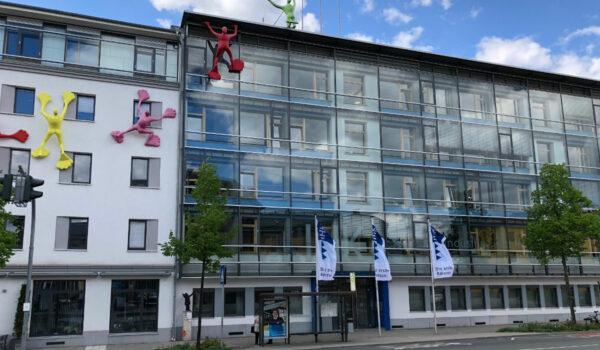 Die IHK Oberfranken in Bayreuth. Foto: Redaktion